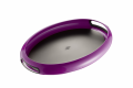 WESCO Spacy Tray Oval Tablett Gartentablett Deko-Objekt NEW